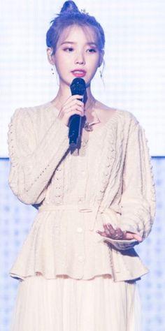 IU Stage Style  IU Stage Fashion  IU Stage Outfit  IU Stage Clothing  Kpop Style  Kpop Fashion  Kpop Outfit  Kpop Clothing  #FashionChingu #IU #Kpop #IUOutfit #KpopOutfit Lace Ruffle, Ruffle Skirt, Dress Skirt, Ruffle Blouse, Stage Outfits, Kpop Outfits, Kpop Fashion, Korean Fashion, Mid Length Skirts