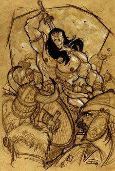 Conan the Barbarian ( 2009)