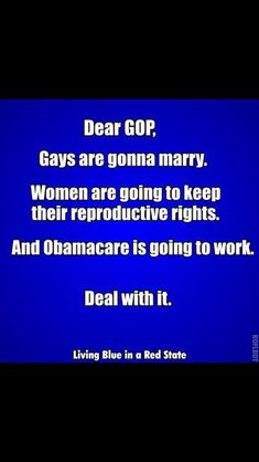 GOP....PARTY OF LYING, HATE, GREED, RACISM + BEING CORRUPT NEEDS TO BE GONE!!
