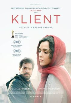 """The Salesman "" is an upcoming Iraniandrama film directed by Asghar Farhadi. At Cannes ""Shahab Hosseini"" won the award for Best Actor. ""Asghar Farhadi"" won the award for Best Screenplay. Streaming Movies, Hd Movies, Film Movie, Movies Online, Movies And Tv Shows, 2016 Movies, Famous Movies, The Salesman Movie, Cannes Film Festival"