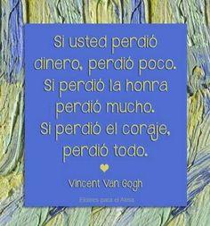Las frases más hermosas de Vincent Van Gogh