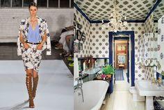 Altuzarra Spring 2013 RTW and Elle Decor StylePair at Fashion + Decor