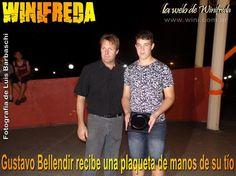 Gustavo Bellendir competirá en Medellín