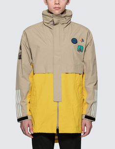 4e4f02e0 Adidas Originals Pharrell Williams x Adidas Human Race Hiking 3L Jacket  Adidas Human Race, Pharrell