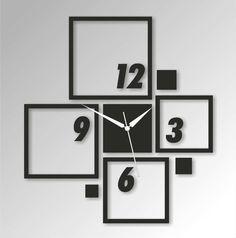 #Reloj con cuadrados #Relojes   #Watches