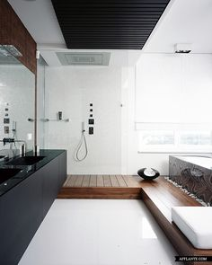 Stunning Minimalist Apartment in Moscow // UB.Design | Afflante.com