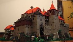 Radoch castle revisited