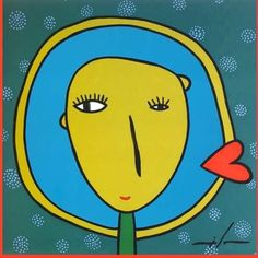 Msv, Face Expressions, Tweety, Pop Art, Artwork, Paintings, Fictional Characters, Angel, Visual Arts