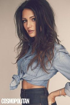 Michelle Keegan – Cosmopolitan UK Magazine (May 2015)