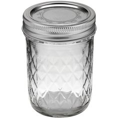 Loew-Cornell Ball Quilted Crystal Jelly Canning Jar, 8-Ounce, Set of 12 -- Learn more by visiting the image link.