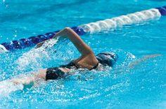 Swim sets with Sprints