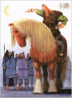 Myths of Northern EuropeIgor by Igor Oleynikov.