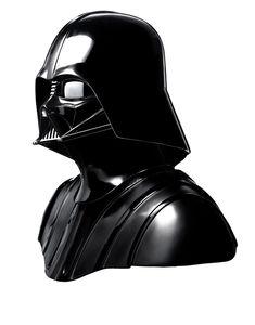 Darth Vader, the original helmet. New York City. Albert Watson, 2005