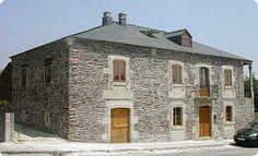 Casas rústicas gallegas - http://www.casaprefabricada.org/casas-rusticas-gallegas