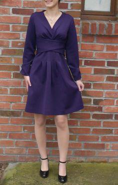 modèle 30 du Tendance Couture n°7 - Sous toutes les coutures: Tenue de fête