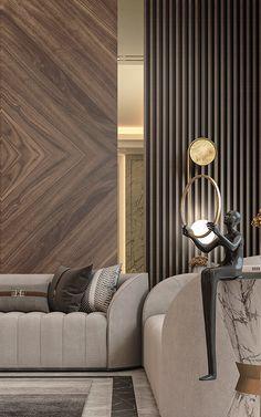 Living Room Sofa Design, Home Room Design, Interior Design Living Room, Living Room Designs, Luxury Interior Design, Contemporary Interior, Neoclassical Interior, Appartement Design, Luxurious Bedrooms