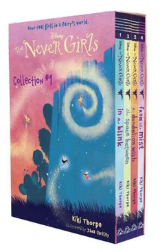 Never Girls Collection #1 (Disney: The Never Girls), The