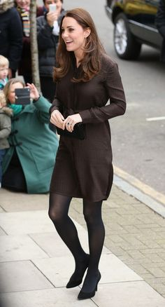 Kate Middleton Photos: Kate Middleton at a Fostering Network Event — Part 2