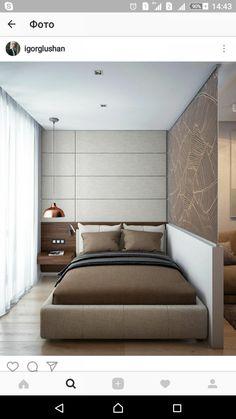 Bedroom Setup, Room Design Bedroom, Home Room Design, Small Room Bedroom, Small Living Rooms, Home Decor Bedroom, Interior Design Living Room, Small Apartment Interior, Condo Interior