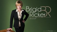 Contemporary Photography and branding for Brigid Ricker, Realtor with Berkshire Hathaway in Yorba Linda, California . Logo & Photography by Vargas Creative Group, Inc. Real Estate Business Cards, Realtor Business Cards, Real Estate Logo, Real Estate Branding, Real Estate Tips, Corporate Portrait, Corporate Headshots, Business Portrait, Professional Headshots