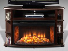 1000 Images About Corner Fireplace On Pinterest Corner Fireplace Tv Stand Tv Stand With