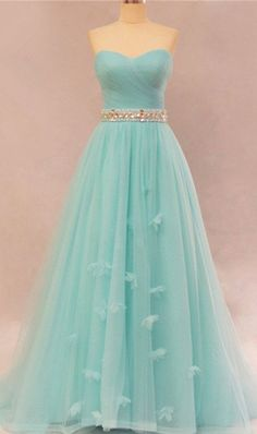 Cute 2015 Prom Dress, Love the Color of this Evening Dress. Lovely Dress!