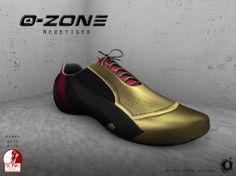 O-zone - Weretiger for MEN's SLink feet - Red/Gold | Flickr - Photo Sharing!
