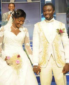 Mercy Johnson & Husband Prince Odi Okojie move to multi Million Naira home in Ajah
