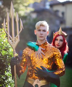 Aquaman pinned from http://worldcosplay.net/photo/2954301