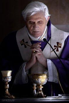 Four years after he announced his resignation, emeritus Pope Benedict XVI © Stefano Spaziani Catholic Art, Catholic Saints, Roman Catholic, Religious Art, Catholic Pictures, Juan Pablo Ii, Pope Benedict Xvi, Mystique, Daughters Of The King