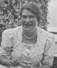 """Wolf, Johanna """"Wölfin"""" - WW2 Gravestone"""