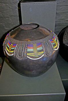 Zulu clay pots