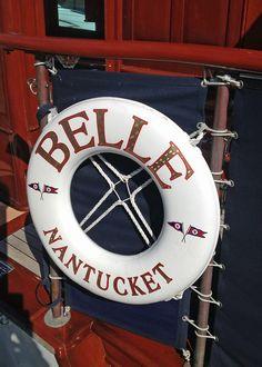 The Trumpy Belle from Nantucket'sWestmoor Club