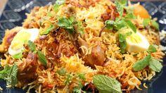 Homemade Chicken Biryani | Restaurant Style Biryani Recipe | The Bombay ...