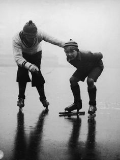 from Aika Lajka - vintage outdoor speed skating