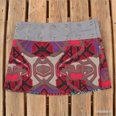 Minifalda reversible · Talla única