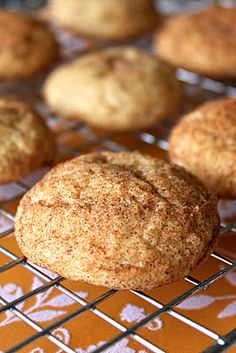 Baked Perfection: Pumpkin Snickerdoodles  - I FOUND IT!!  Yes, this is the one I will make.  I cannot wait!