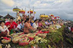 Melasti line up by T Ξ Ξ J Ξ on Flickr - Melasti on Lembeng beach, Denpasar, Bali, Indonesia
