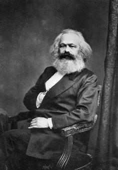 Karl Marx. Filosofo.