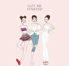 Martina Stoessel (TINI)❤ Looks de Got Me Started