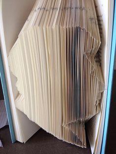 Jeff (folded book) by Stephanie Pounds