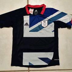 Rare ADIDAS CLIMACOOL Team GB Olympics London 2012 Soccer Jersey Youth XS in Sports Mem, Cards & Fan Shop, Fan Apparel & Souvenirs, Soccer-National Teams | eBay