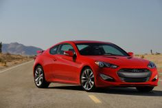 The base 2014 Hyundai Genesis Coupe starts at $27,245, reflecting a $2,100 price increase over the base 2013 model.