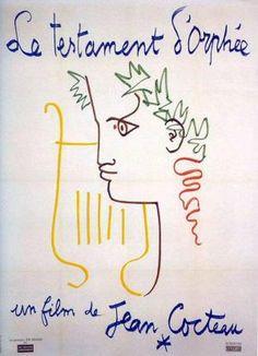 Le testament d'Orphée (1959). Dir: Jean Cocteau. Al sentir que se acerca su muerte, un poeta repasa su vida y obra. Entre sueños de inmortalidad y ansias de renacimiento, irá desfilando una serie de surrealistas personajes,que darán lugar a un preciso análisis de la inspiración, las fobias y las obsesiones del artista. (Texto de Filmaffinity). En #BibUpo http://athenea.upo.es/record=b1561880
