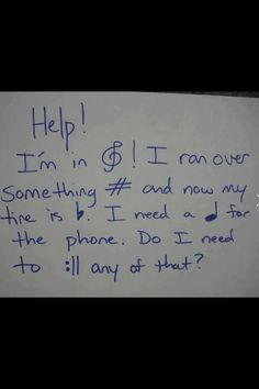 Music humor! Yay for band geeks everywhere!