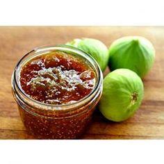 Spicy Fig Orange Jam on Simply Recipes Fig Recipes, Simply Recipes, Canning Recipes, Fig Jelly, Jam And Jelly, Chutney, Orange Jam, Orange Peel, Vegetarian Recipes