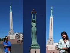 Voyager Couple - Dünya bizim evimiz: 2. Baltık Durağı: Letonya- Riga