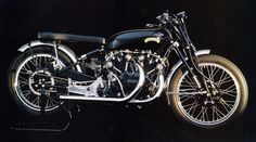 Bike Crush No 1: Vincent Black Lightning | Influx Magazine