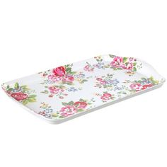 From our ever popular melamine range, this tray is ideal for kids, outdoor use, or for serving tea and sandwiches.