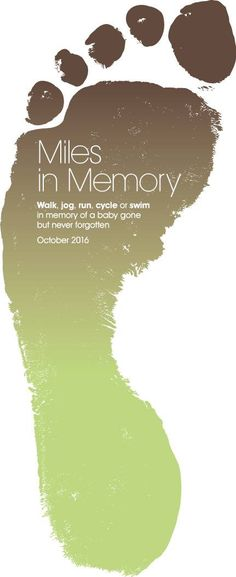 We are very excited to announce the launch of our October fundraising challenge and we hope lots of you will join in with us!  It is called Miles in Memory and gives you the opportunity to walk, jog, run, cycle or swim during October as many miles as you wish in memory of a baby or babies who have touched your lives.  For full details please our website  http://achingarms.co.uk/miles-in-memory-challenge/